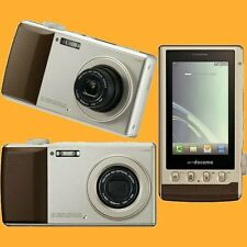 LG NTT DoCoMo L-03C 12MP CCD 3x Optical Zoom Japan Digital Camera Mobile Phone