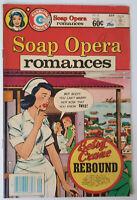 Soap Opera Romances #2 Bronze Age Charlton Comics F