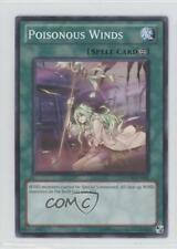 2011 Yu-Gi-Oh! Photon Shockwave #PHSW-EN062 Poisonous Winds YuGiOh Card 0a1