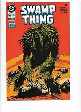 Swamp Thing #63 August 1987 Alan Moore