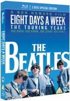The Beatles - Eight Giorni A Week Touring Anni - Edizione Speciale Blu-Ray Nuovo