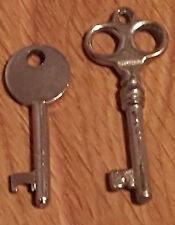 X new Piano Key popular type - Standard Sizes - Fits Most Upright Piano Locks X