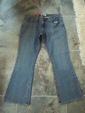Women's Levi Strauss Signature Modern Boot Cut Jeans 16S NWT