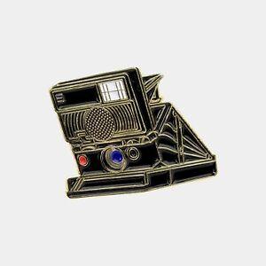 Polaroid SLR 680 Enamel Pin