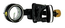 New Trophy Ridge Drive Single (.029) Pin Slider Bow Sight RH Black AS301