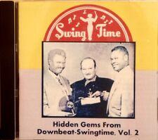DOWNBEAT/SWINGTIME (Hidden Gems) - Volume #2 - 24 VA Tracks