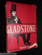 Gladstone; A Biography by Philip Magnus - 1954 - Victorian Political History