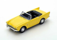 S4945 Spark: 1/43 Sunbeam Alpine Convertible 1964 Yellow with black interior