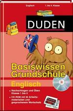 Basiswissen Grundschule Englisch 1. bis 4. Klasse von Irene Overlack (2011,...