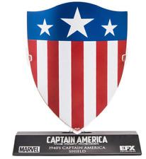 Captain America. Métal 1:6 scale replica 1940 s Shield. MARVEL. New in Box