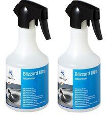 2x Normfest Blizzard Ultra Blitzenteiser Scheibenenteiser Enteiserspray 500ml