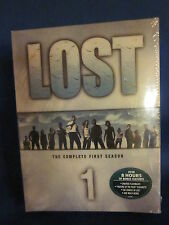 Lost The Complete First Season DVD