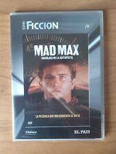 Mad Max: Salvajes de la autopista (DVD) (Nuevo, precintado)