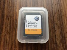 Volkswagen que l'Europe V7 Satellite Navigation Carte SD 3G0 919 866 BC