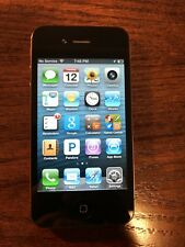 Rare iOS 6 - Great Condition- Apple iPhone 4s - 16GB - Black (AT&T)