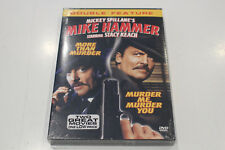 Mike Hammer Double Feature (Murder Me, Murder You & More than Murder) - DVD - R1