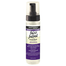 Aunt Jackie's Frizz Grapeseed Style & Shine Patrol Anti-Poof Setting Mousse 8oz