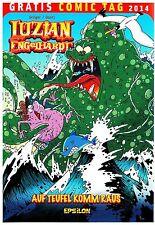 Luzian Engelhardt / Spezial zum Gratis Comic Tag 2014