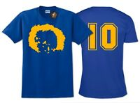 Valderrama T-Shirt - Football World Cup Columbia National Fan Shirt NEW