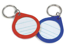 TWO x Dog ID Disks / Discs. Attach to Collars. Also Ideal for Luggage, Keys etc