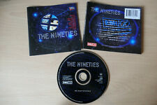 Various Artists - The Nineties CD (1997) 10 track sampler.CD & Inlays only.