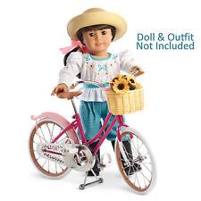 "American Girl SAMANTHA BICYCLE for 18"" Dolls Bike Furniture AG Beforever NEW"