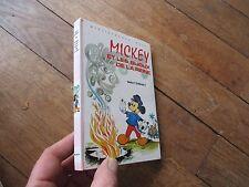BIBLIOTHEQUE ROSE MICKEY et les bijoux de la reine  1982 01 disney