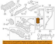 AUDI OEM 13-17 A8 Quattro Engine-Oil Filter 079198405D