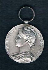 B0184 - MONNAIE - Une Médaille en Argent Ministère du Commerce