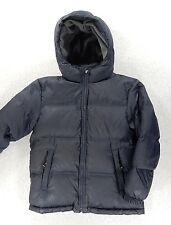 Gap Goose Down Quilted Hooded Ski SnowBoard Jacket (Kids Large 10) Blue