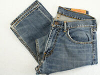 Vtg LEVI'S 505 Regular Fit Straight Leg Medium Wash Denim Blue Jeans 32x30