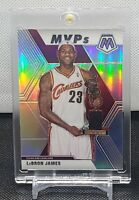 2019-20 PANINI MOSAIC MVP'S SILVER PRIZM LEBRON JAMES #298 CLEVELAND/LAKERS SP🔥