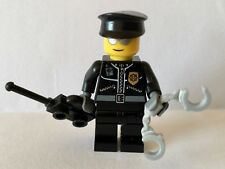 LEGO minifigure Police officer Policeman traffic cop town city sets. #8