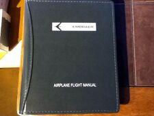 Embraer Legacy EMB-135BJ Airplane Flight Manual United States