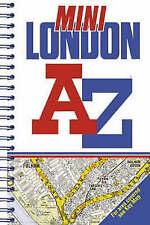 Mini London A-Z by Geographers' A-Z Map Company (Spiral bound, 2002)