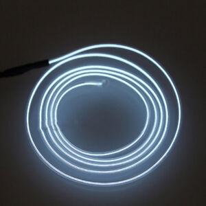 Universal Car LED Interior Ambient Light Atmosphere lamp Optical Fiber Light 2m
