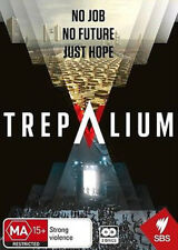 Trepalium NEW PAL Series Cult 2-DVD Set Vincent Lannoo Léonie Simaga France