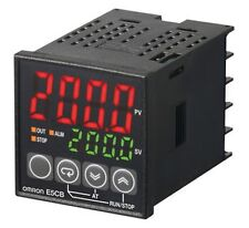 Temperature controller Pt100 / Relay Omron E5CB controlador temperatura