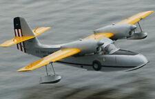 Giant 1/4 Scale Grumman Widgeon Amphibian Seaplane Plans and Templates