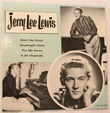 SUN EP-108 JERRY LEE LEWIS Cover Only No Record MINT Orig from 1957