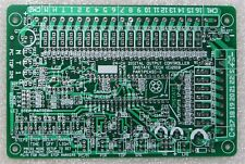 PIC18 PWM Out Controller PCB, PEASC V3 DIY 24-CH Auto Chase Stair Step LED Light
