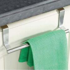 OVER DOOR CUPBOARD RAIL TEA TOWEL HANGER KITCHEN BATHROOM BRAND NEW BEST QUALITY