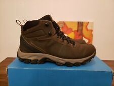 Columbia Men's Newton Ridge Plus II WaterProof OmniGrip Hiking Boots Shoes