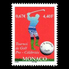 Monaco 2000 - Pro-celebrity Golf Tournament Monte Carlo Sports - Sc 2164 MNH