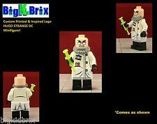 HUGO STRANGE Custom Printed & Inspired Lego DC Villain Minifigure