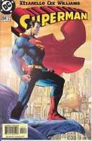 Superman #204 Williams Jim Lee Azzarello Extra Sized Issue Father Leone DC 2004