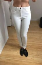 Siwy Woman's High Waisted White Jeans Alaina Jean size 26 NWT New