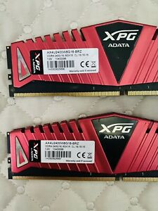ADATA XPG 16GB DDR4 (2x8GB) 2400MHz RAM AX4U240038G16-BRZ CL-16-16-16