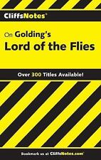 Golding's the Lord of the Flies (Cliffs Notes), Maureen Kelly, William Golding,