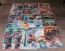 DC COMICS AQUAMAN NEW 52 #0 1-52 FUTURES END 1 SHOT ANNUAL 1-2 23.1 LENTICULAR